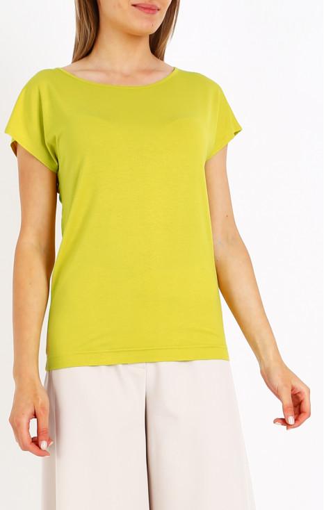 Стилна блуза в свободен силует