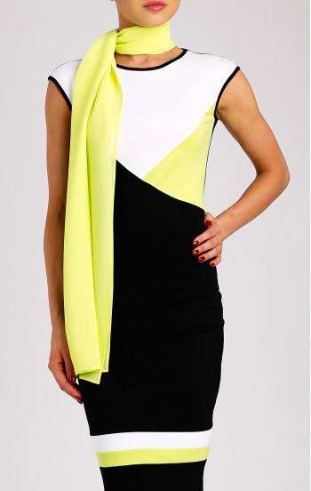 Оригинална блуза с цветни блокове