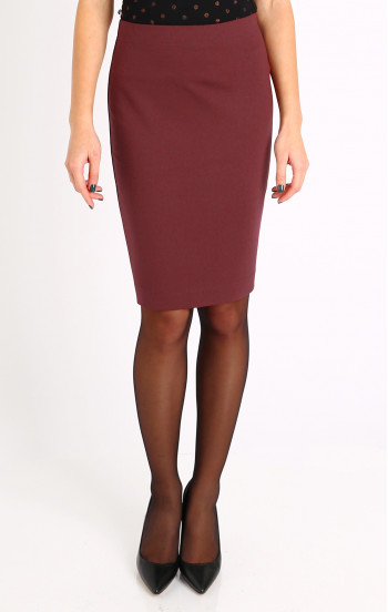 Права пола в цвят палисандър