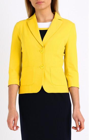 Елегантно сако с 3/4 ръкав