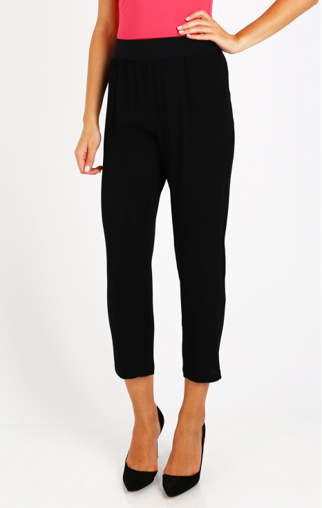 Ефирен панталон с ластик