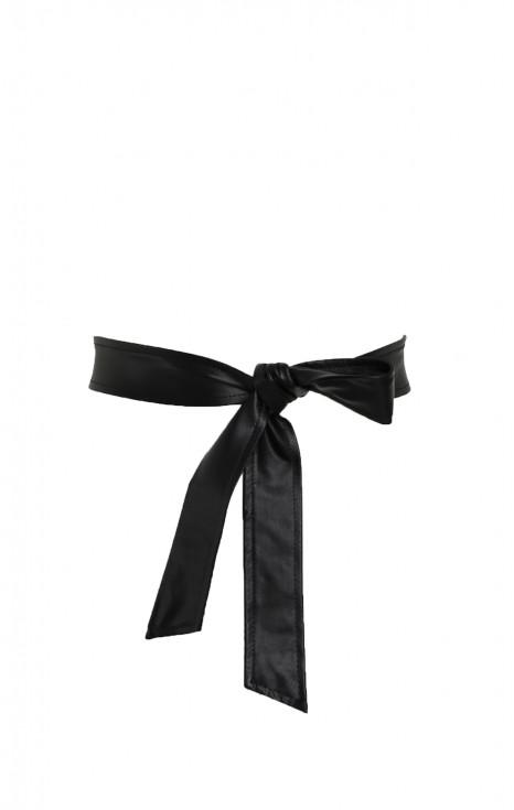 Черен декоративен колан
