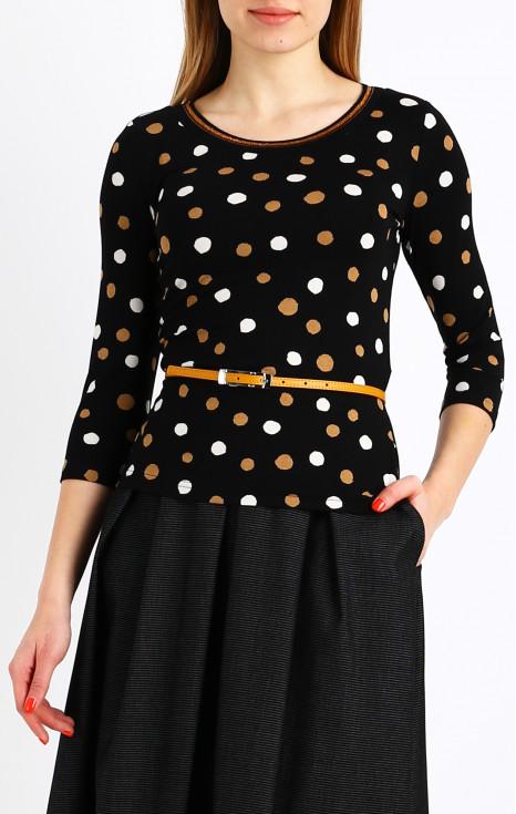 Блуза с 3/4 ръкав