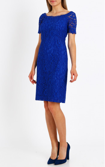 Официална рокля от дантела