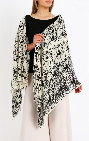 Летен шал от памук и модал