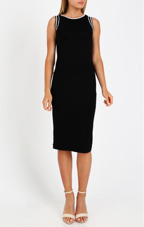 Стилна права рокля