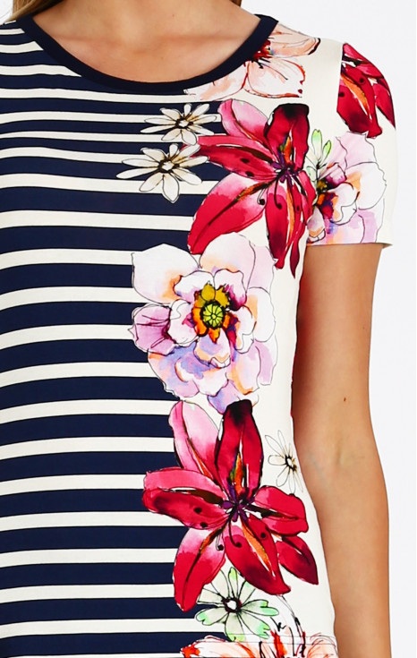 Вталена блуза