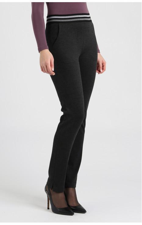 Панталон от стегната трикотажна материя