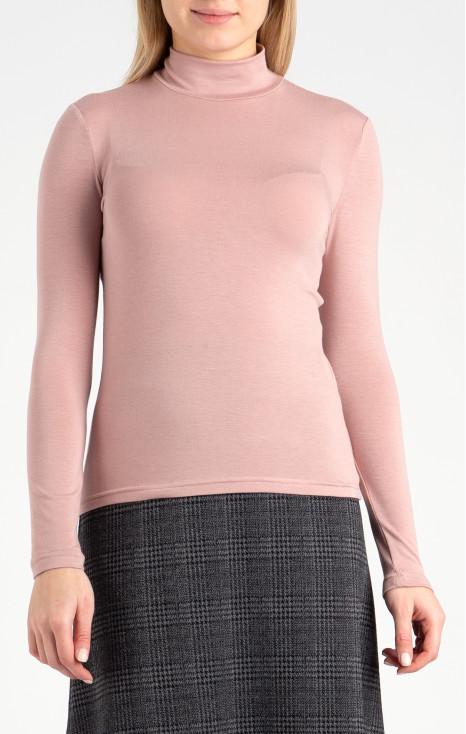 Класическа блуза с поло яка